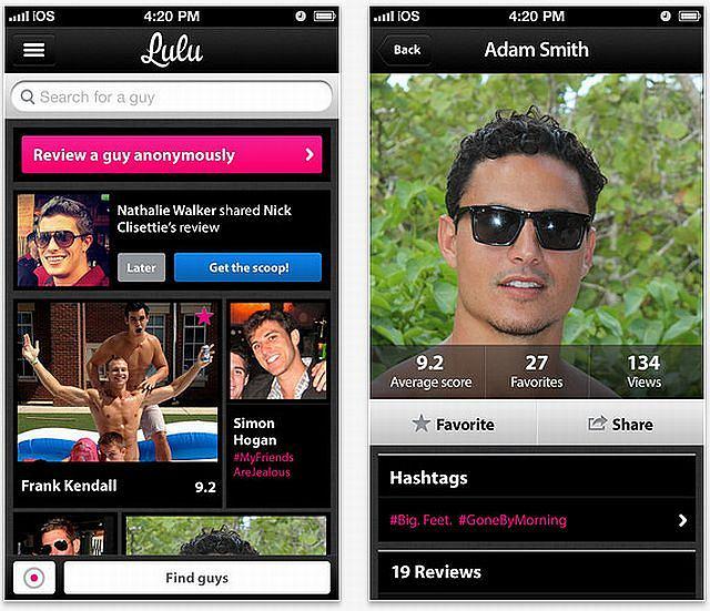 Krush aplikacja randkowa iOS