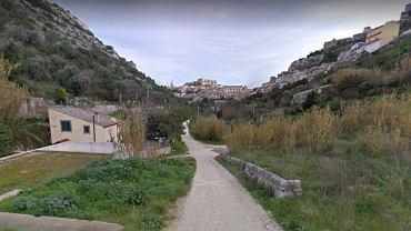 Trzęsienie ziemi na Sycylii. Okolice Ragusy
