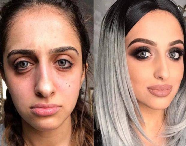 Makijażowe metamorfozy