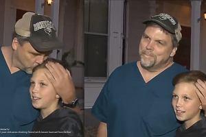 11-latek uratował koleżankę od udławienia się. Zastosował chwyt, którego nauczył go tata