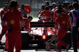 F1. Szef Mercedesa: Ferrari ma nad nami przewagę