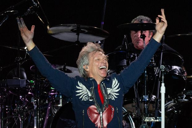 Koncert Bon Jovi w Sydney