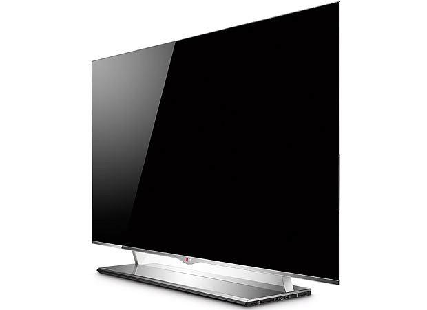 telewizory, wideo, Telewizory inne niż wszystkie, LG 55EM960V
