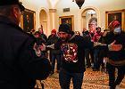 Bosacki: Za zamieszki na Kapitolu odpowiada Trump i wielkie grono jego lizusów