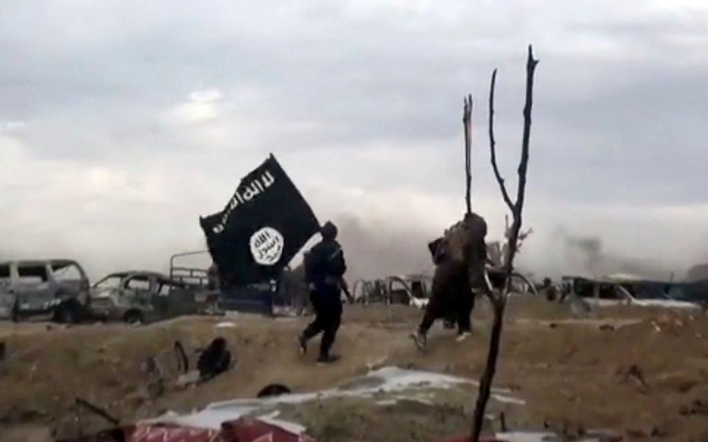 Walki z tzw. Państwem Islamskim w Baguz