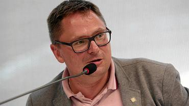 Tomasz Terlikowski na Igrzyskach Wolności w Łodzi
