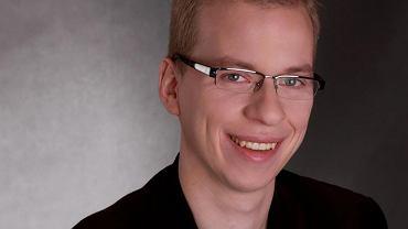 Wojciech Klicki z fundacji 'Panoptykon'