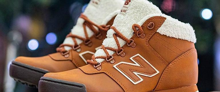 New Balance zimowe i całoroczne: wygodne buty na co dzień