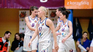 Mecz KKS Olsztyn - Basket Bydgoszcz