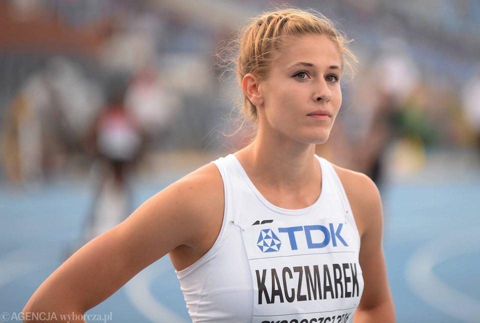 Lekkoatletyczne MŚ do lat 20 w Bydgoszczy. Natalia Kaczmarek z ALKS PWSZ Gorzów
