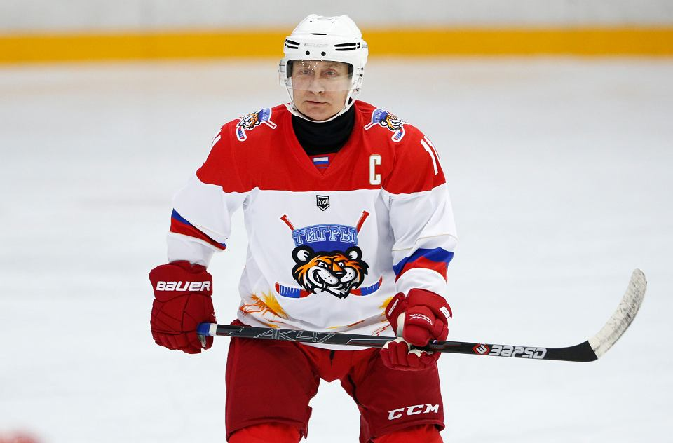 Zdjęcie numer 2 w galerii - Hokejowe negocjacje Łukszenki z Putinem. Ale wiele nie wytargował