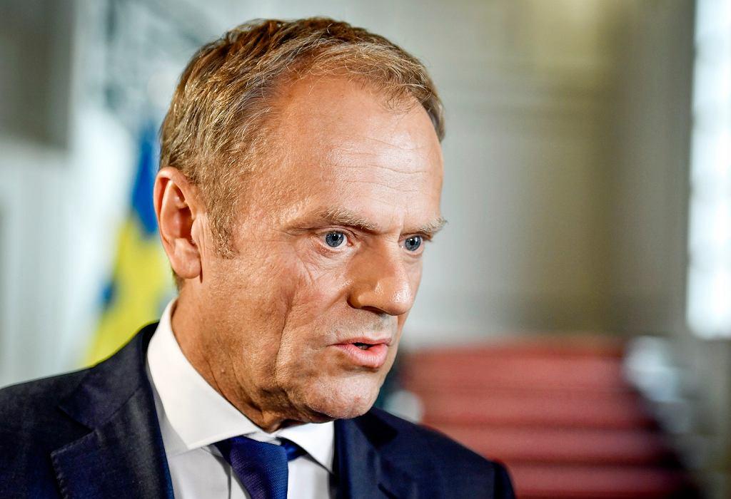 Donald Tusk skomentował zmiany wokół ustawy IPN
