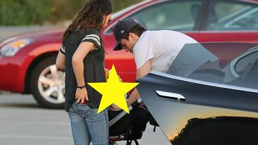 Mila Kunis i Ashton Kutcher z córką