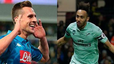 SSC Napoli - Arsenal F.C. Gdzie oglądać ćwierćfinał Ligi Europy?