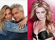 Aleksandra Żebrowska porównuje siebie i męża do Justina Timberlake'a i Britney Spears