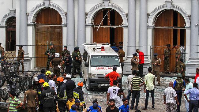 Duński miliarder stracił w zamachach na Sri Lance trójkę dzieci. Kolejne dane o ofiarach ataku
