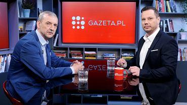 Sławomir Broniarz w poranku Gazeta.pl