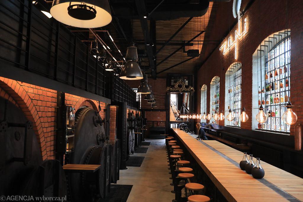 Restauracja Zoni w Koneserze