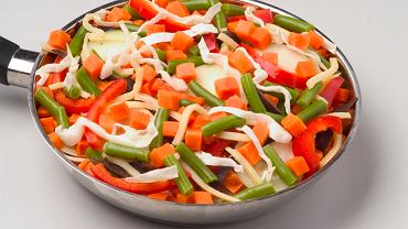 GIS ostrzega przed bakterią. Mrożone warzywa zostały wycofane ze sprzedaży w pięciu krajach Europy