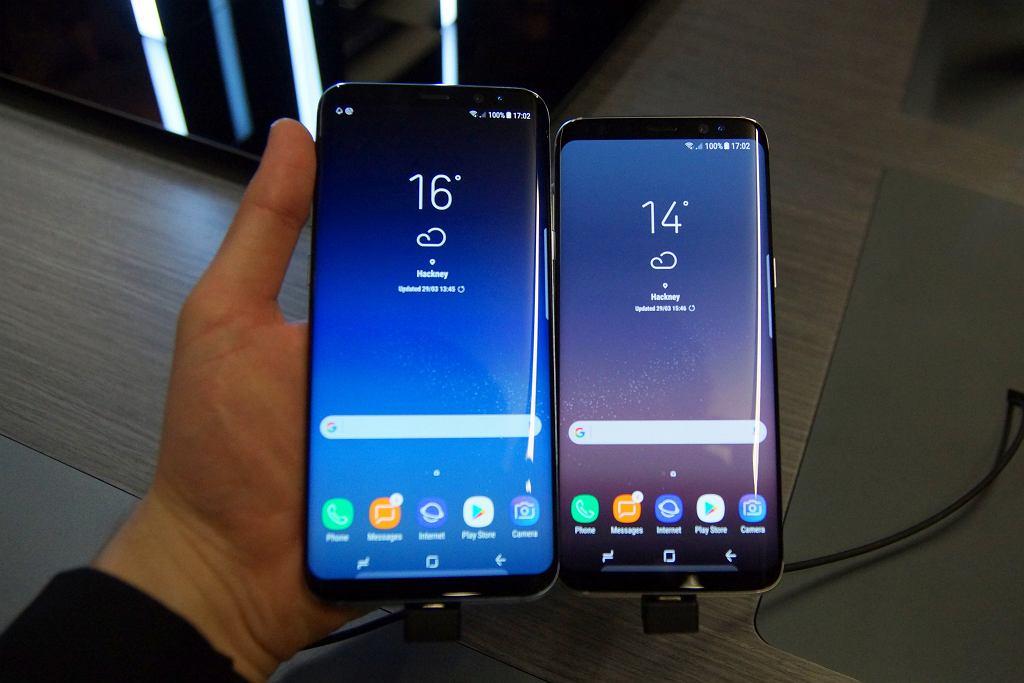 Premiera Galaxy S8 i S8 Plus
