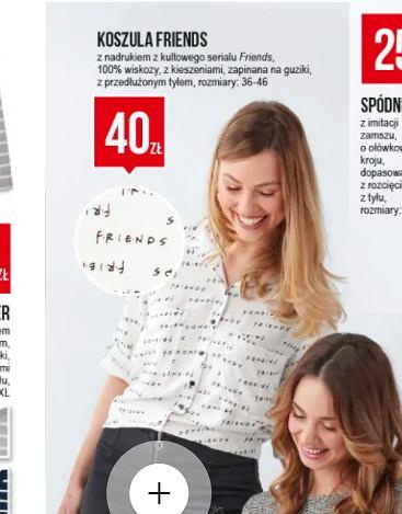Ta koszula z Pepco to perełka. Kupicie ją za 40 zł. Pasuje do każdej stylizacji