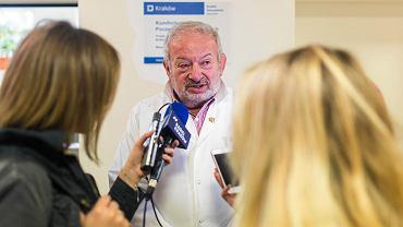 Dyrektor szpitala: Jeśli sytuacja się nie poprawi, to polska ochrona zdrowia nie wytrzyma