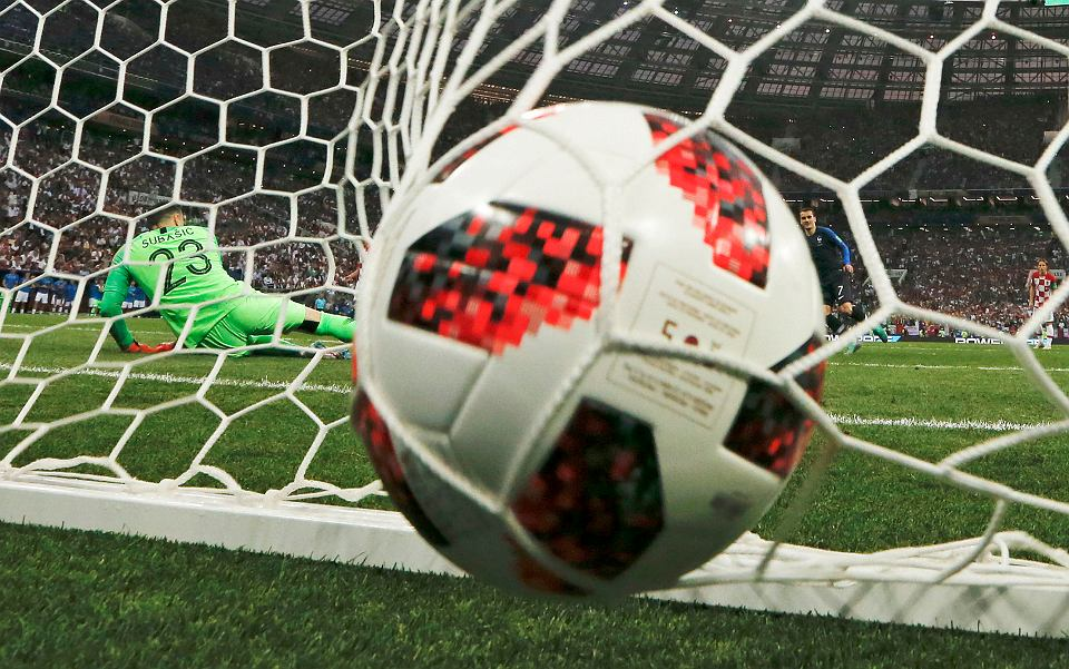 APTOPIX Russia Soccer WCup France Croatia