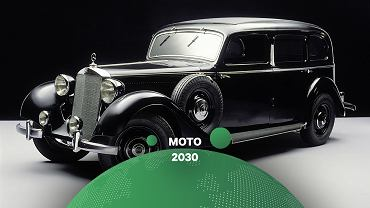 Mercedes 260 D, 1936 r.