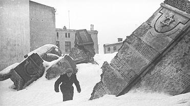 Fotografie z łódzkiego getta