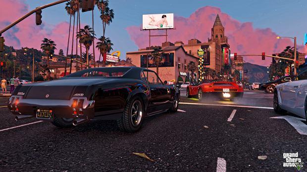 GTA V - jedna z najbardziej kasowych gier w historii