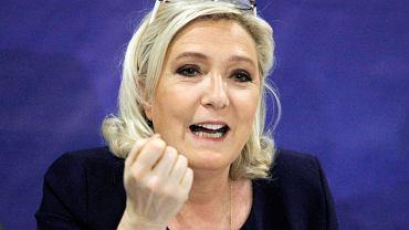 Marine Le Pen chce współpracy z Prawem i Sprawiedliwością. 'Jest mile widziane'