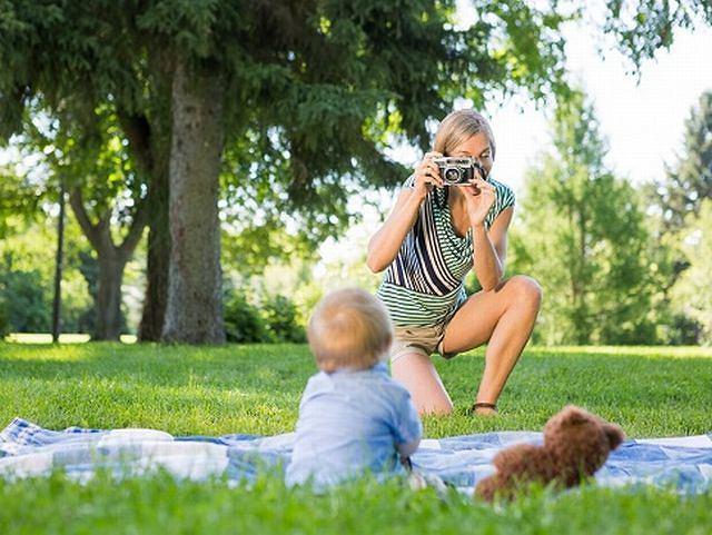 Zdjęcia malucha pozwalają nam z podziwem obserwować, jak rozwija się i zmienia praktycznie każdego dnia.