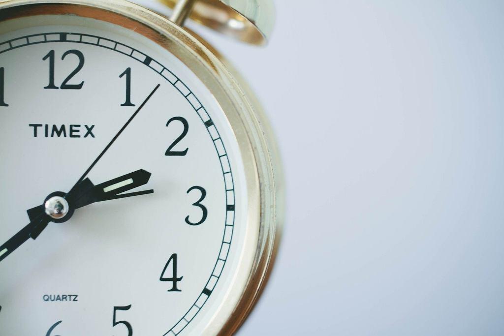 Zmiana czasu nastąpi z soboty na niedzielę