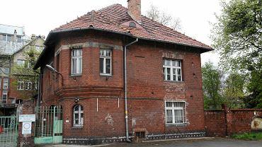 Budynki szpitala przy ul. Bujwida