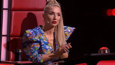 'The Voice Kids'. Cleo rozkleiła się podczas występu