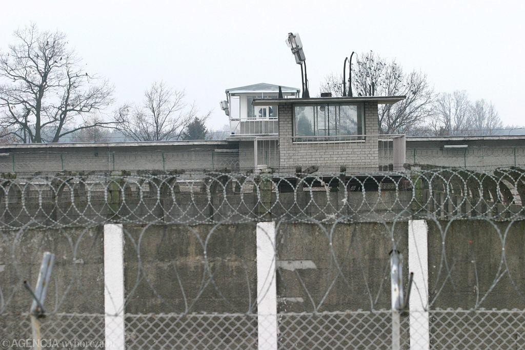 Areszt śledczy na Białołęce, Warszawa