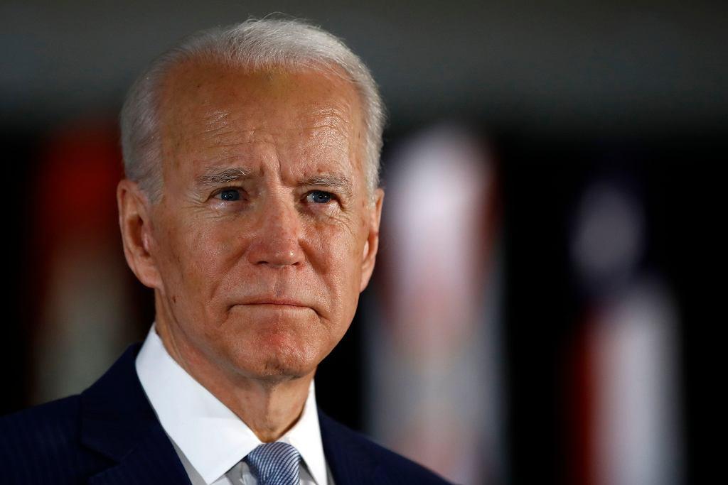 Były wiceprezydent USA Joe Biden