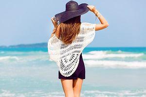 Sukienka na plażę