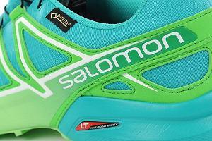 Salomon - kurtki, bluzy i buty idealne na długie, jesienne wycieczki
