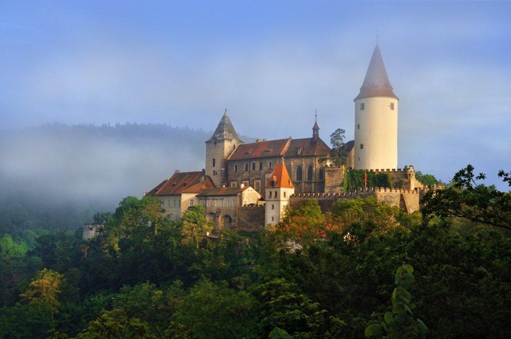 Zamek Krivoklát