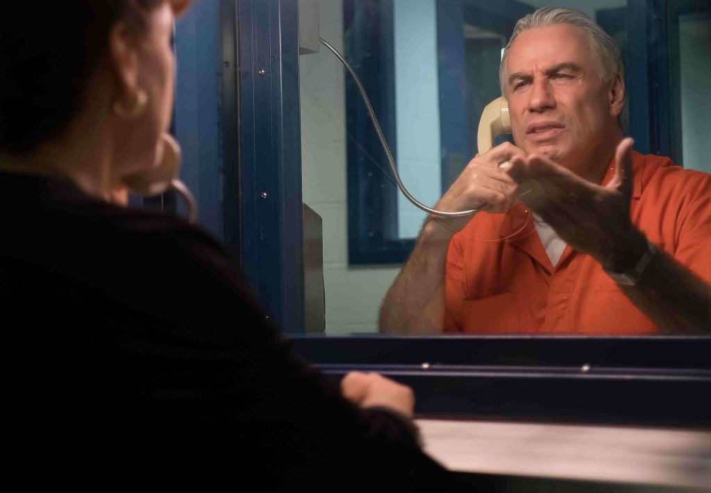 John Travolta w 'Gotti'