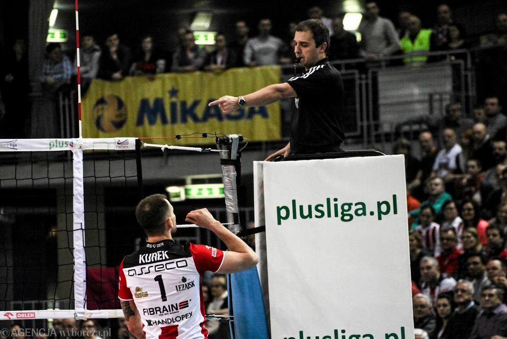 Asseco Resovia - Łuczniczka Bydgoszcz 3:0