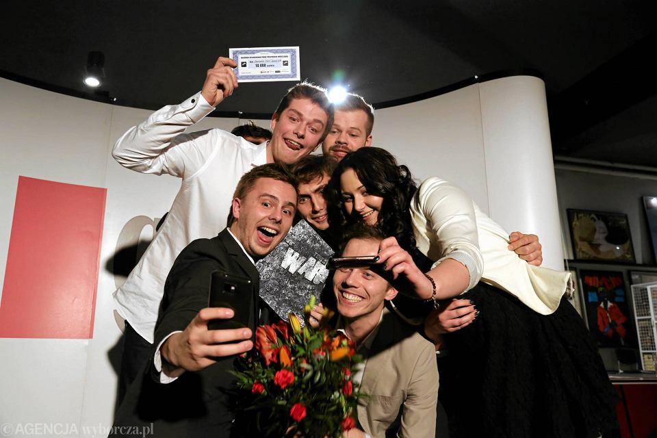 Uroczyste wreczenie nagrod WARTO 2014