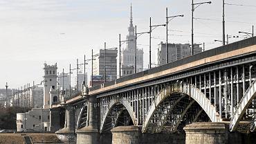 Wieżowiec 200 metrów Powiśle