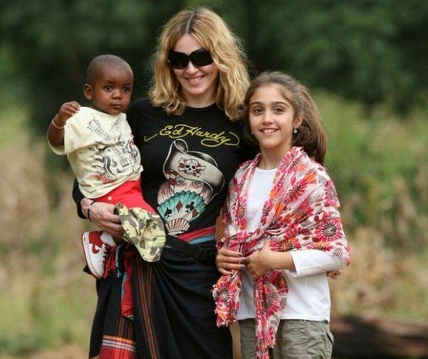 Madonna o macierzyństwie: garść inspirujących myśli