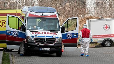 Epidemia koronawirusa we Wrocławiu. Nie żyją kolejne osoby