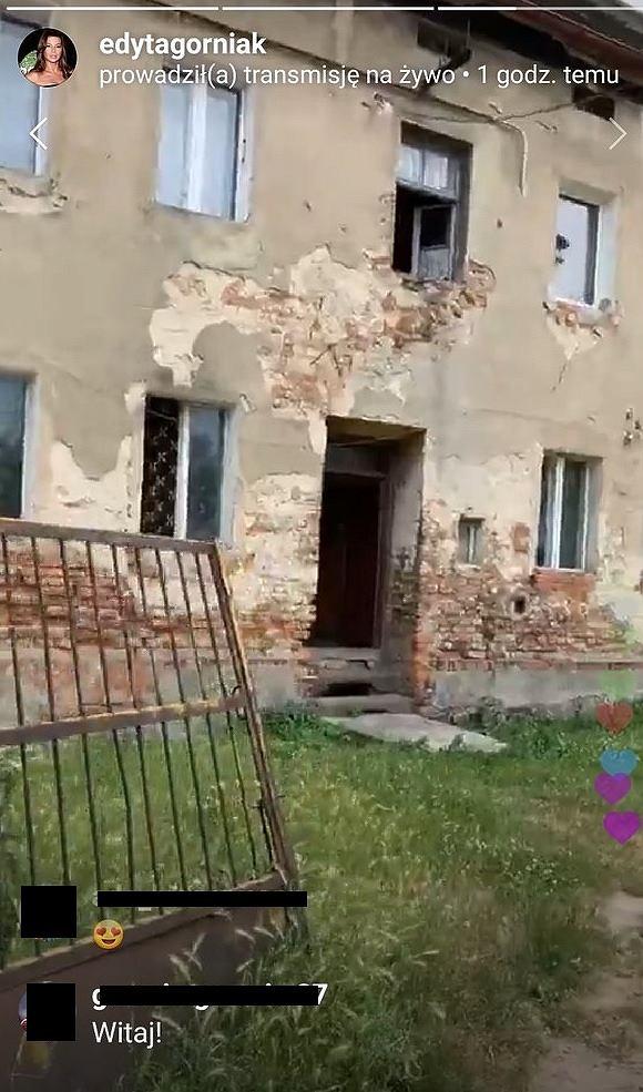 Edyta Górniak Odwiedziła Dom Rodzinny To Ruina