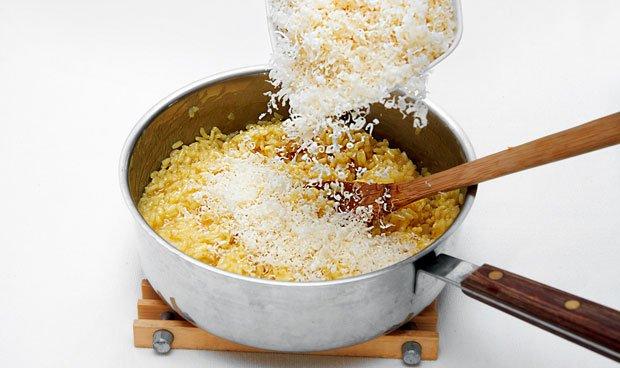 Kuchnia: sposób na risotto, kuchnia, kuchnie świata, Risotto alla milanese