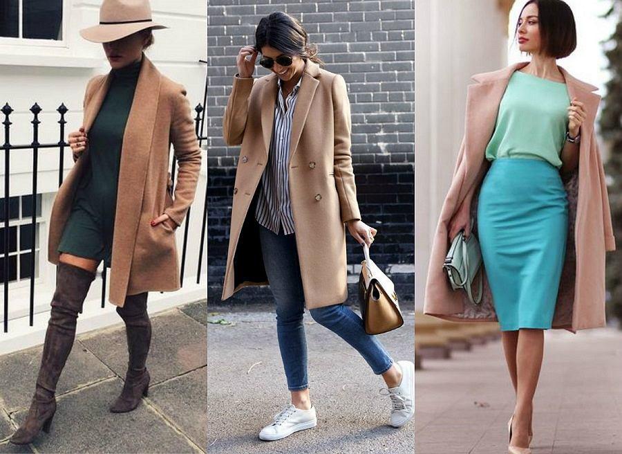 płaszcz wiosenny jakie buty