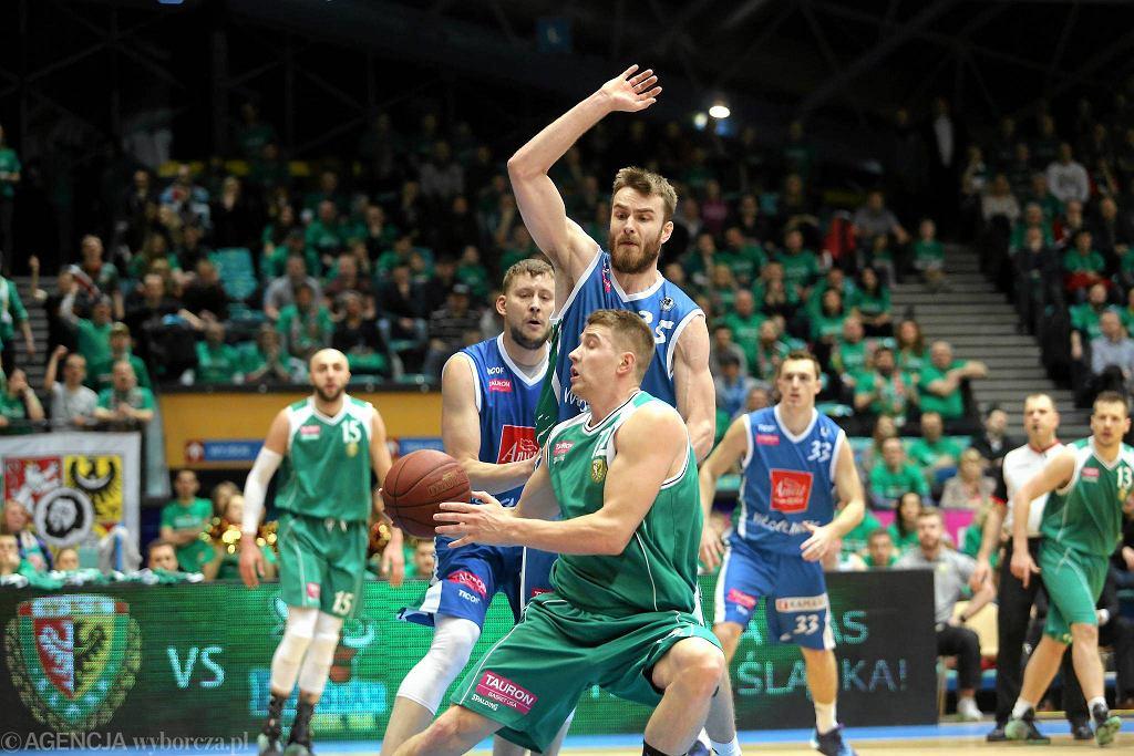 Koszykarski Śląsk nie wystartuje w TBL i nie otrzyma pieniędzy z miasta
